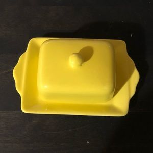 Biscuit Small Butterdish